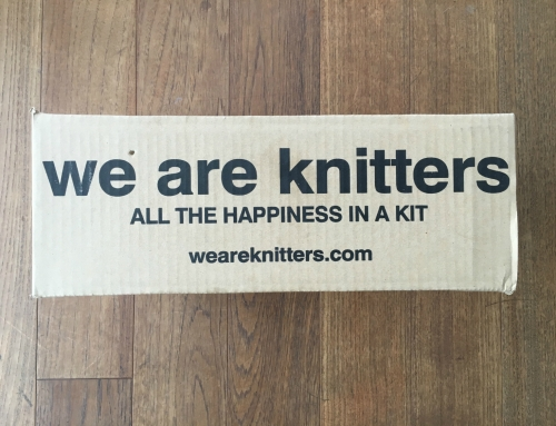 We are knitters ! Wann startest Du Dein erstes Projekt ?